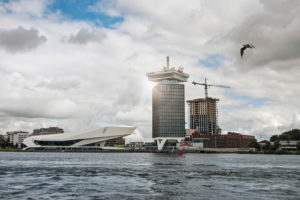 A'DAM Tower & EYE Filmmuseum- The Innsider - 10 best photo spots in Amsterdam
