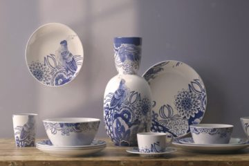 Dutch Design Week - Royal Delft - Augmented blueware - Inntel Hotels