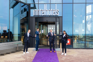 Inntel Hotels Den Haag Marina Beach - 4 sterren hotel in Scheveningen is open